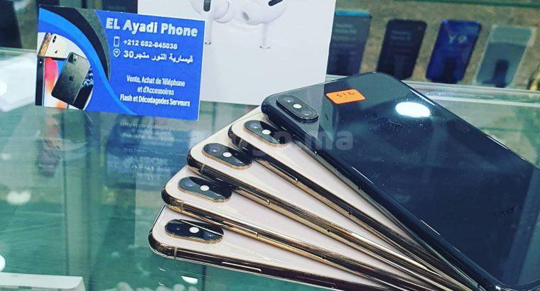 Iphone XS Max 64 gold à vendre