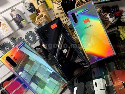 Samsung note10 plus à vendre