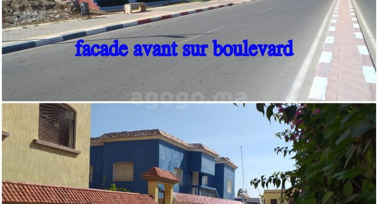 villa 180m2 sidi bouzid à vendre